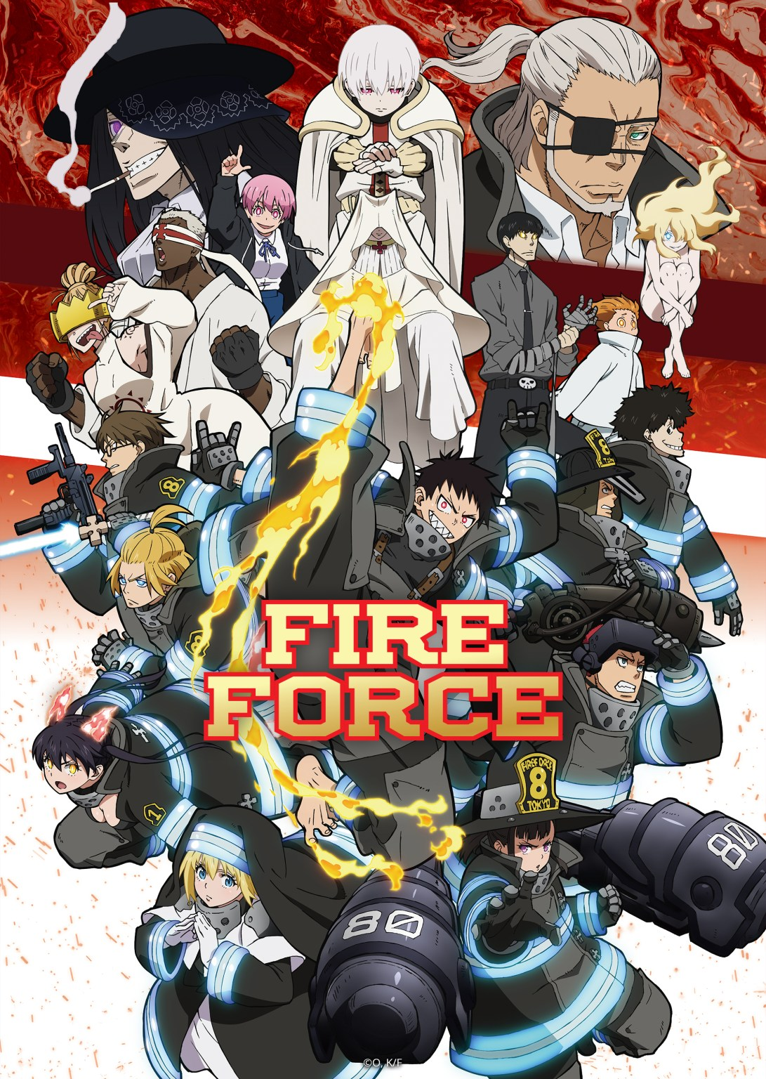 Fire Force (TV Series 2019– ) - IMDb