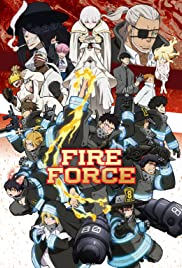 Fire Force Poster