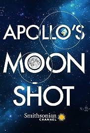 Apollo's Moon Shot Poster