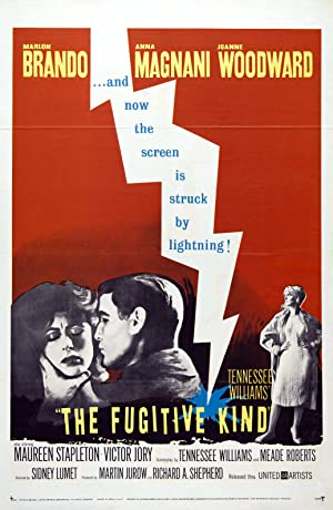 مشاهدة فيلم The Fugitive Kind 1960 مترجم أونلاين مترجم