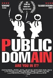 Public Domain Poster