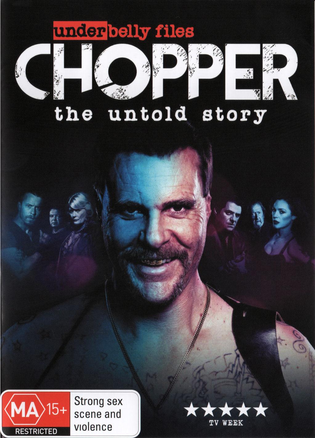 Underbelly Files: Chopper (TV Mini-Series 2018– ) - IMDb