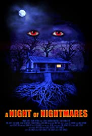 A Night of Nightmares Poster