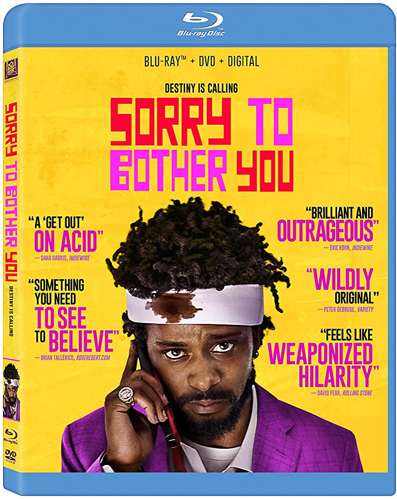 Sorry To Bother You 2018 Dual Audio Hindi ORG 600MB BluRay 720p HEVC x265 ESubs