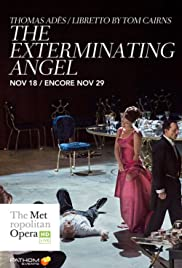 Thomas Adès: The Exterminating Angel Poster