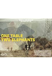 One Table Two Elephants