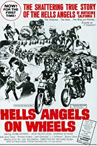 Amc movie theater Hells Angels on Wheels USA [BRRip]