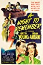 A Night to Remember (1942) Poster