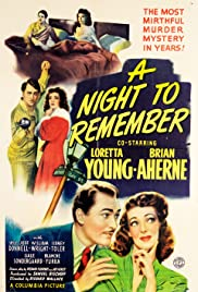 A Night to Remember Poster