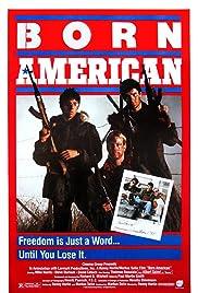 Born American Poster