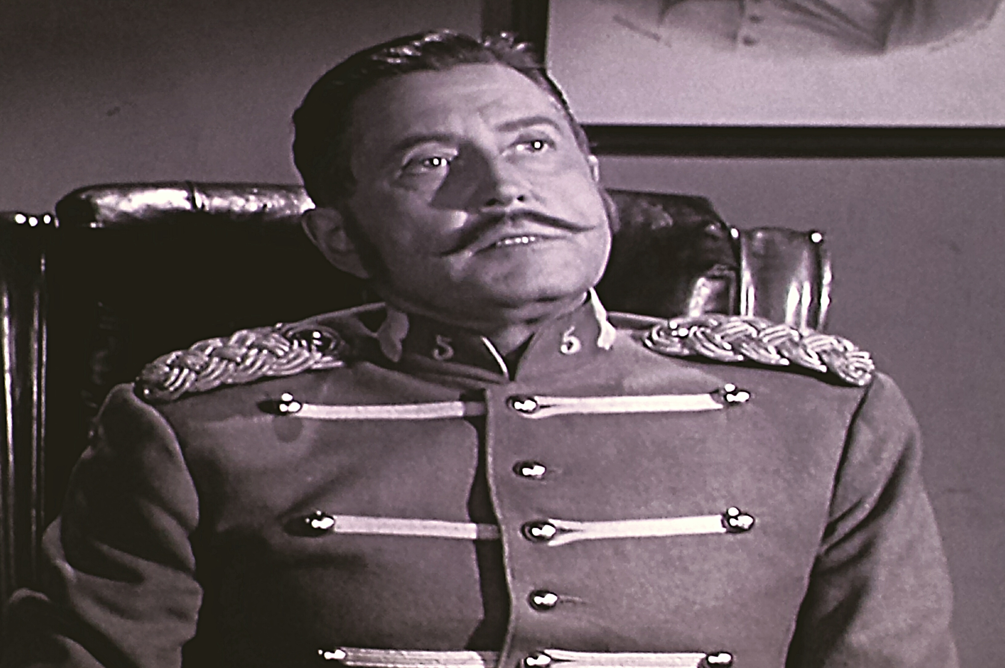 Carl Esmond in Cheyenne (1955)