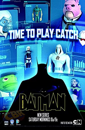 Where to stream Beware the Batman