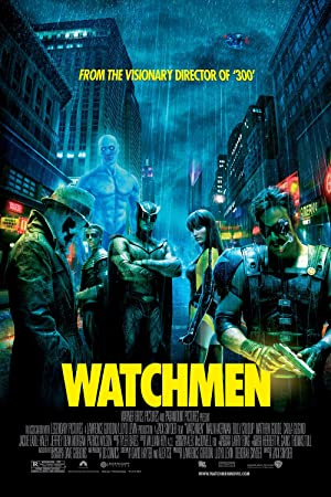 Download Watchmen (2009) Full Movie In {Hindi-English} 480p [650MB] || 720p [1.2GB]