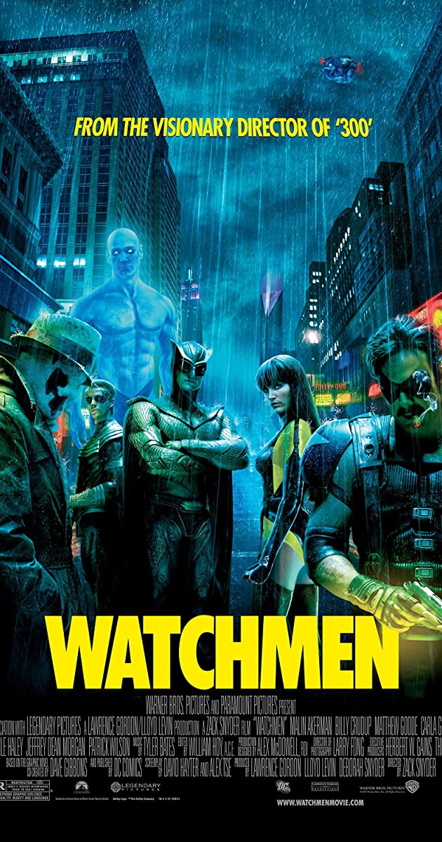 Watchmen (2009) - Matthew Goode as Adrian Veidt, Ozymandias