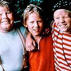 Victor Sandberg, Johan Stattin, and Bobo Steneby in Kalle Blomkvist - Mästerdetektiven lever farligt (1996)