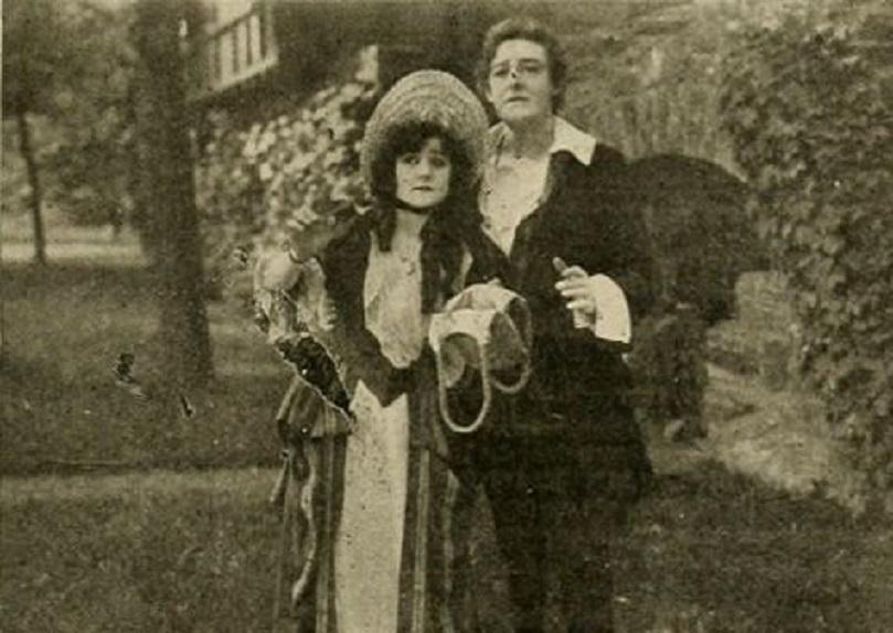 Marc McDermott in Eugene Aram (1915)