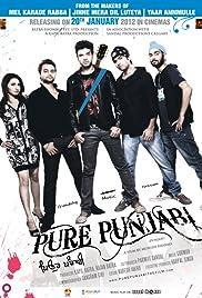 Pure Punjabi Poster