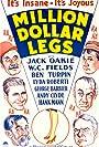 W.C. Fields, Hugh Herbert, George Barbier, Andy Clyde, Jack Oakie, and Ben Turpin in Million Dollar Legs (1932)