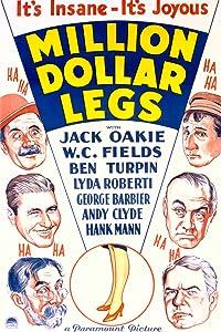 Best website download full movie Million Dollar Legs by Edward F. Cline [HDRip]