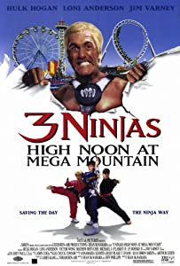 3 Ninjas: High Noon at Mega Mountain in hindi 720p