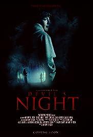 Devil's Night Poster