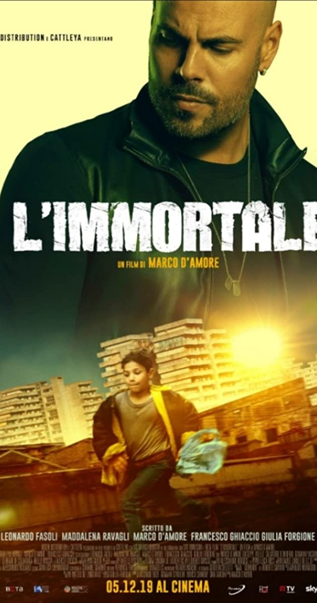 Subtitle of The Immortal