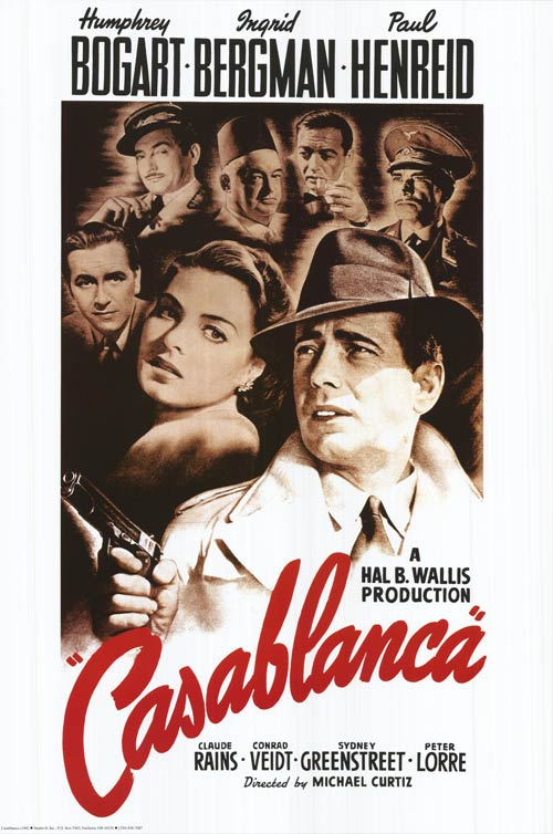 Casablanca (1942) BluRay 480p, 720p & 1080p