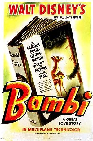 Bambi Poster Image