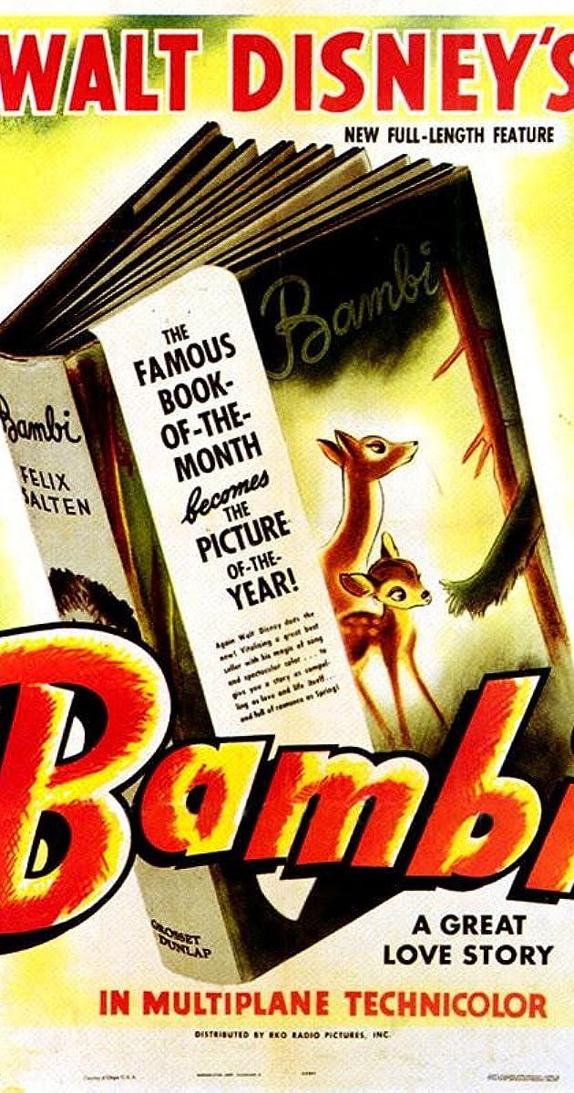 Bambi 1942 Imdb