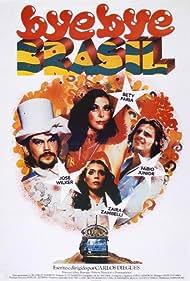 Betty Faria, Fábio Jr., José Wilker, and Zaira Zambelli in Bye Bye Brasil (1980)
