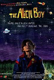 The Alien Boy Poster