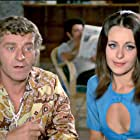 Alekos Tzanetakos and Vicky Vanita in O trellopenintaris (1971)