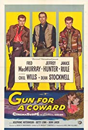 Gun for a Coward (1957) 720p