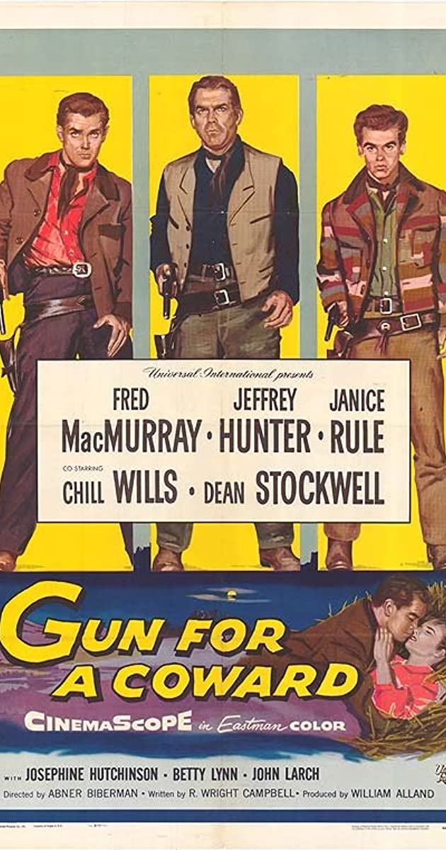 Subtitle of Gun for a Coward