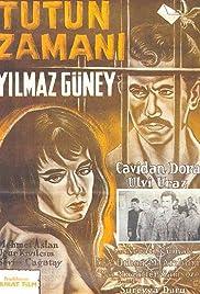 Tütün zamani Poster