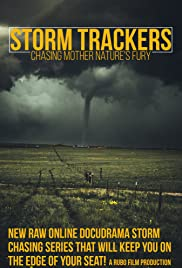 Storm Trackers Poster