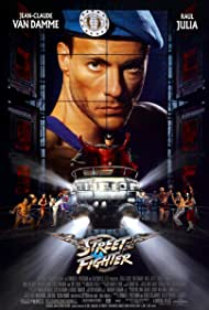 Jean-Claude Van Damme, Raul Julia, Kylie Minogue, Ming-Na Wen, Grand L. Bush, Andrew Bryniarski, Byron Mann, Wes Studi, Jay Tavare, and Peter Navy Tuiasosopo in Street Fighter (1994)