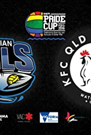 2016 National Water Polo League Pride Cup - Victorian Seals Vs Queensland Breakers Poster