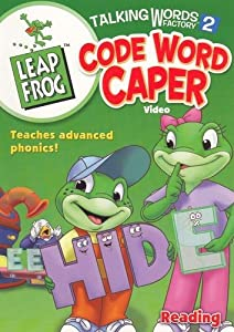 Movie star planet LeapFrog: Talking Words Factory II - Code Word Caper [720x320]