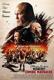 The Manson Brothers Midnight Zombie Massacre (2021) HDRip English Movie Watch Online Free