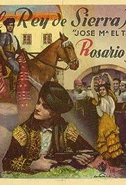El rey de Sierra Morena Poster