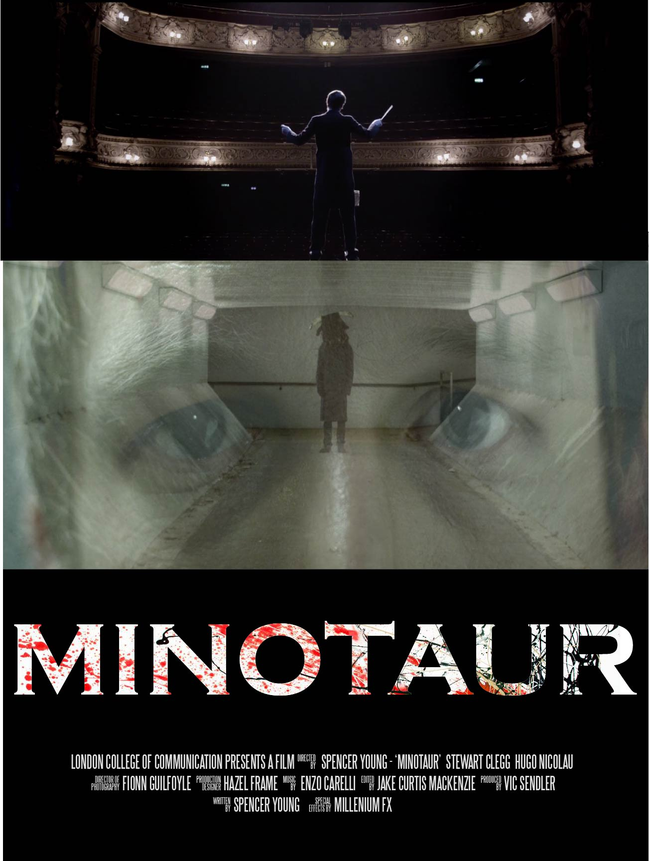 Minotaur on FREECABLE TV