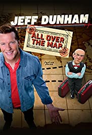 Jeff Dunham: All Over the Map Poster