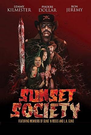 Permalink to Movie Sunset Society (2018)