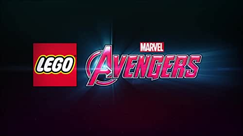 Lego: Marvel's Avengers: Team Up: Thor And Hawkeye