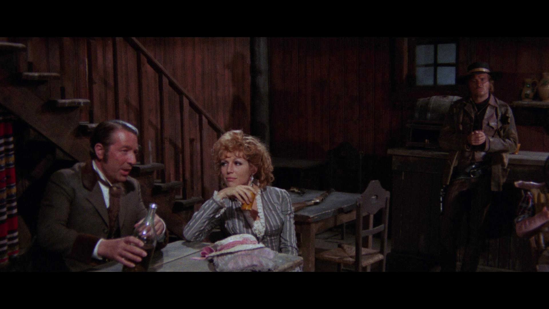Victoria Zinny in Prega il morto e ammazza il vivo (1971)