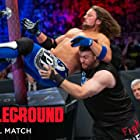 A.J. Styles and Kevin Steen in WWE: Battleground (2017)