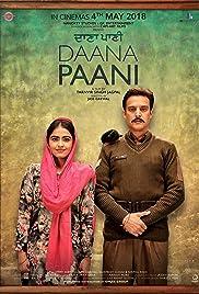 Daana Paani Poster