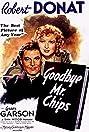 Goodbye, Mr. Chips (1939) Poster