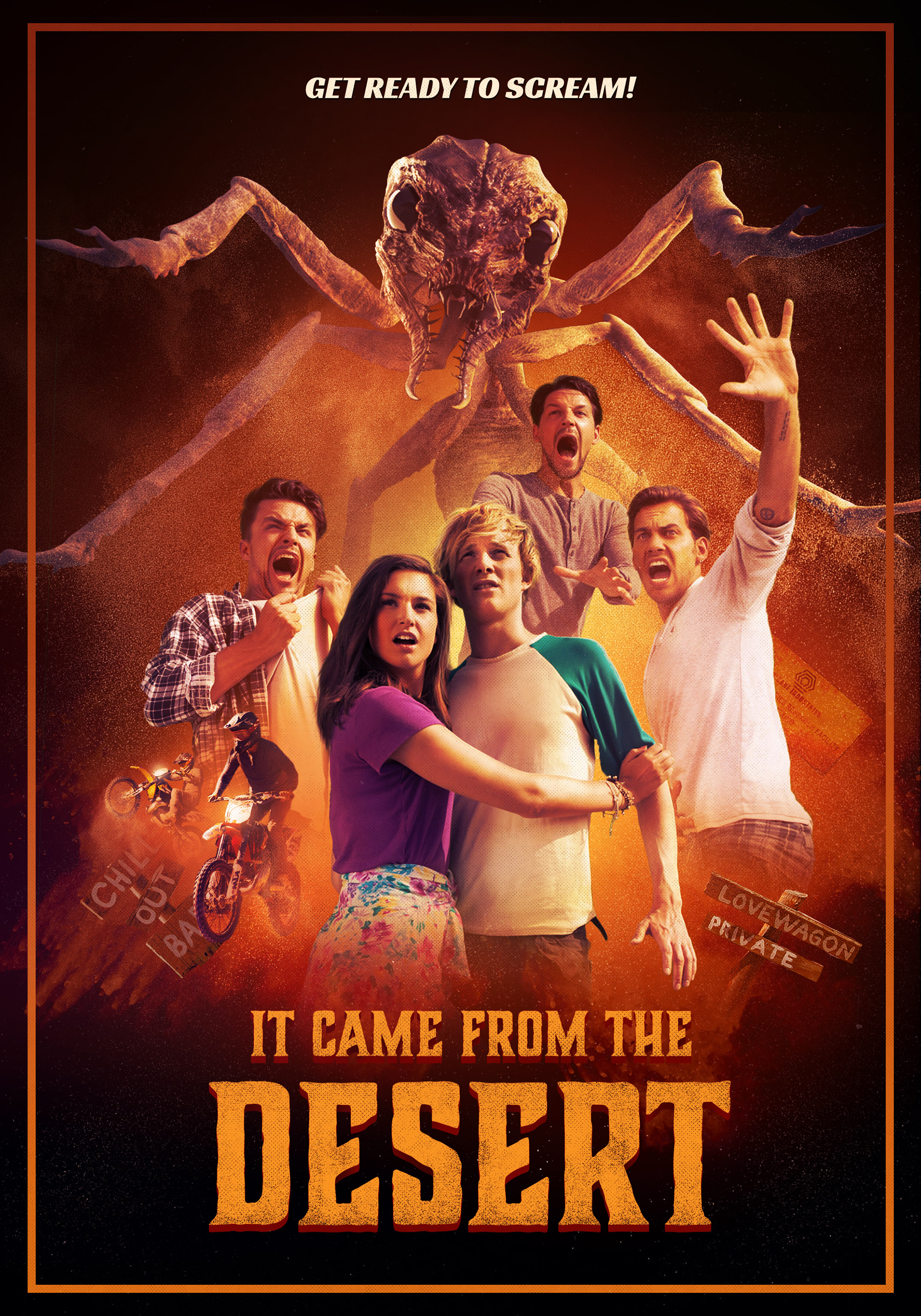 It Came From The Desert 2017 Imdb